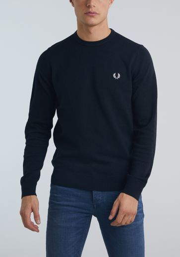 Fred Perry Classic Crewneck