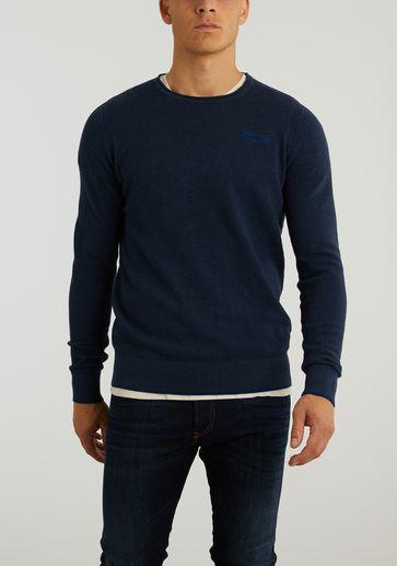 PME Legend R-Neck Cotton Knit