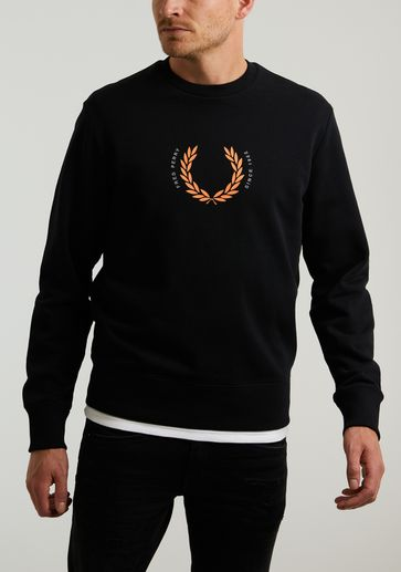 Fred Perry Laurel Wreath Sweat
