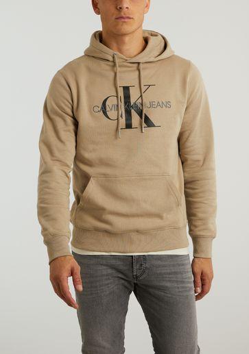 Calvin Klein Monogram Reg Hoodie