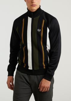 Fred Perry Knitted Stripe Jack