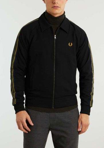 Fred Perry Striped Tricot Jacket