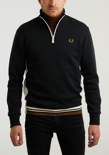 Fred Perry Contrast Panel Zip
