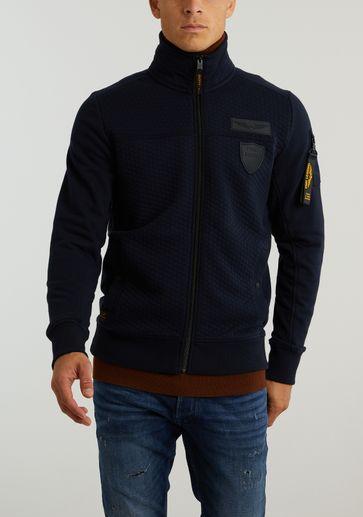 PME Legend Zip Jacket Structure