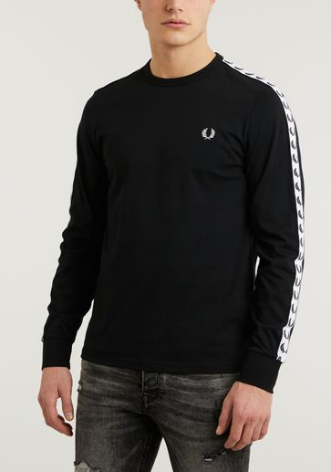 TAPED LONG SLEEVE