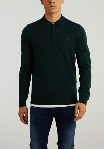 Lacoste Jersey Polo LS