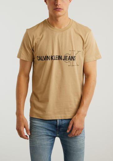Calvin Klein Institutional seasonal graphic