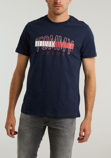 Tommy Jeans TJM Flag Tommy Tee