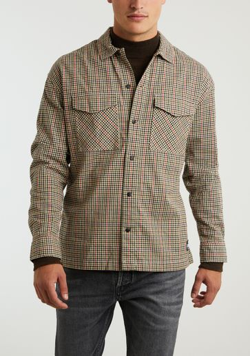 Tommy Jeans TJM Check Overshirt