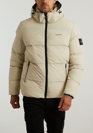 Calvin Klein Crinkle Nylon Jacket