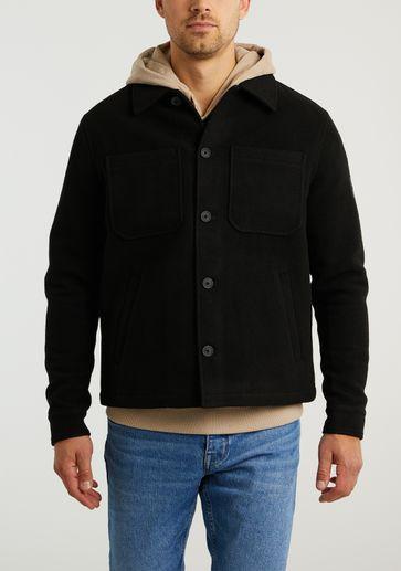 Calvin Klein Bonded Wool Jacket
