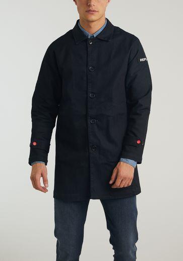 Replay Trench Coat Ajax
